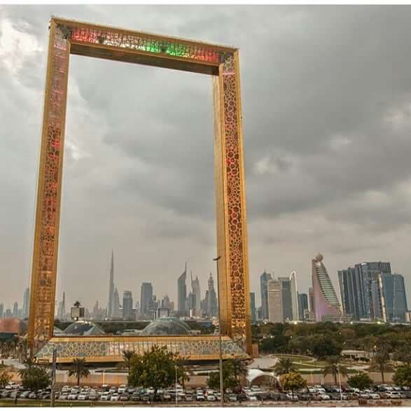 Фоторамка в Дубае, фото 6
