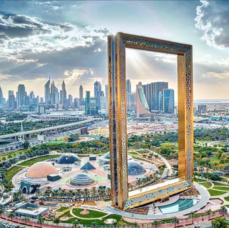 Фоторамка в Дубае, фото 7