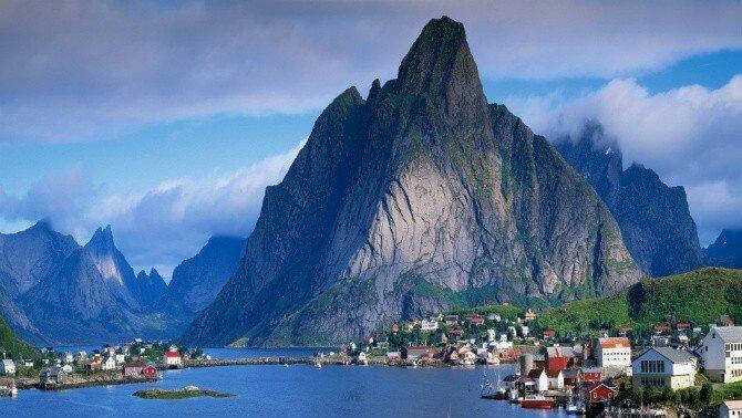 Топ-10 самых красивых деревень и маленьких городов в мире