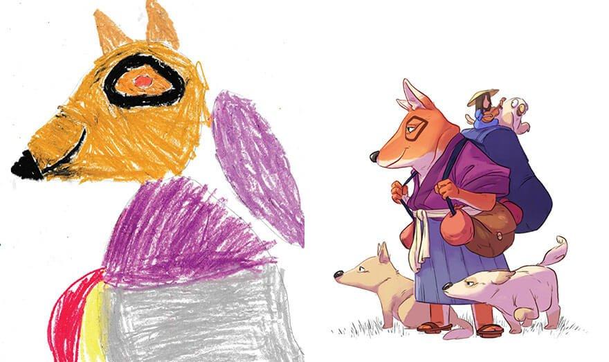 детские монстры от профессиональных художников, фото 6