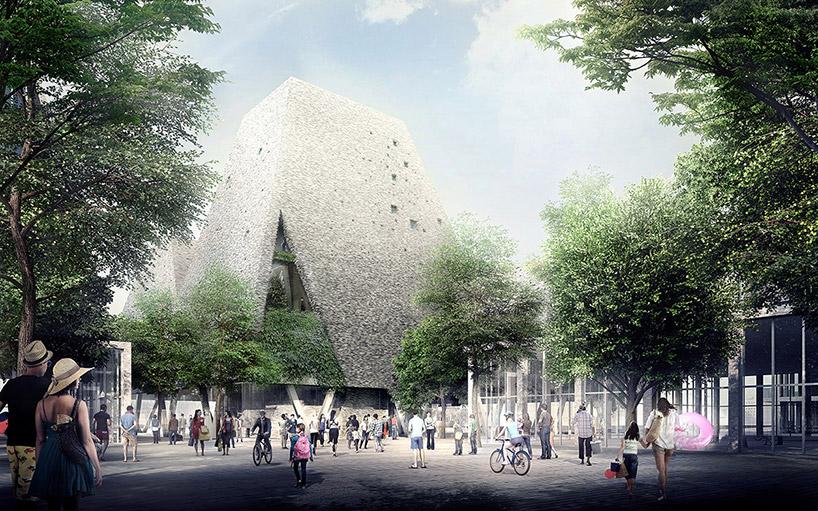 дизайн Прибрежного культурного центра в Копенгагене, фото 6