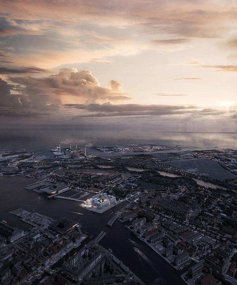дизайн Прибрежного культурного центра в Копенгагене, фото 8