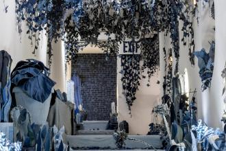 «Джинсовый сад» Яна Берри