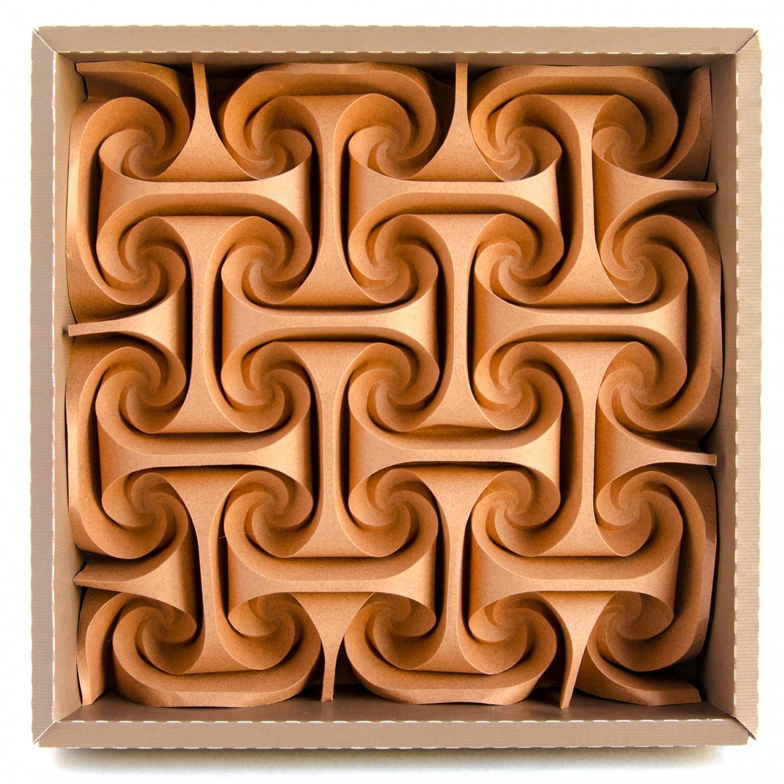 Шедевры в технике Кусудама и тесселяции, оригами от Екатерины Лукашевой, фото 2