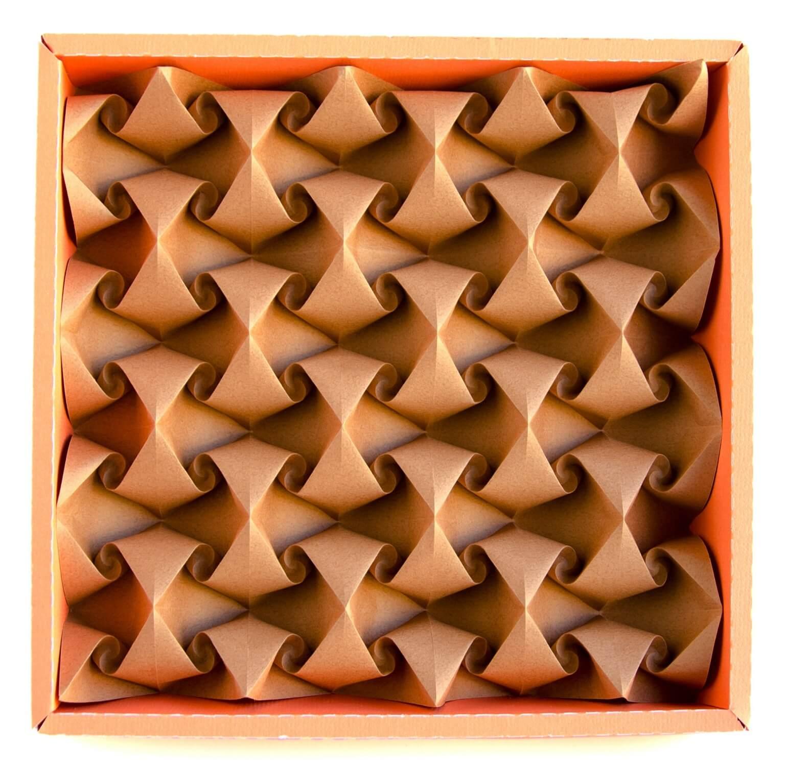 Шедевры в технике Кусудама и тесселяции, оригами от Екатерины Лукашевой, фото 7