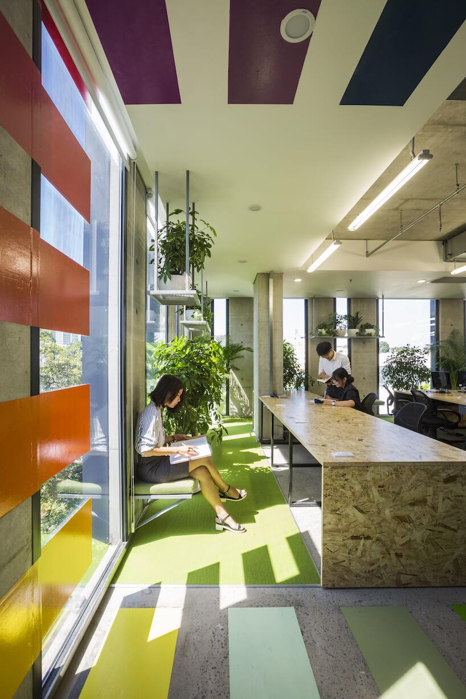 Зелёные офисы, фото 10