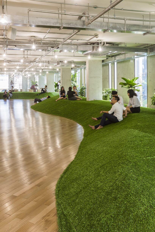 Зелёные офисы, фото 3