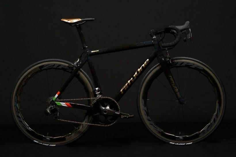 Золотой велосипед Конора МакГрегора, фото 2