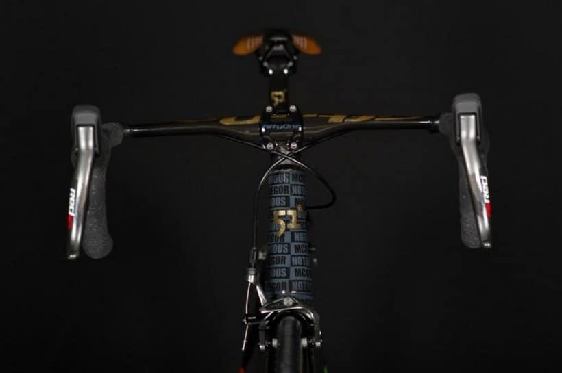 Золотой велосипед Конора МакГрегора, фото 3