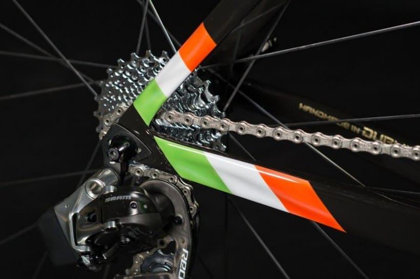 Золотой велосипед Конора МакГрегора, фото 4