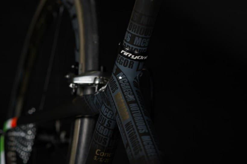 Золотой велосипед Конора МакГрегора, фото 5