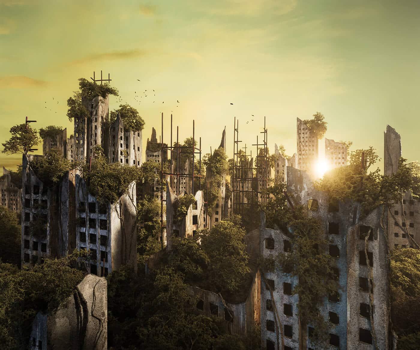 мир после апокалипсиса - серия «Империя», фото 5