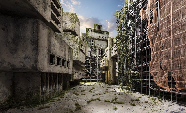 мир после апокалипсиса - серия «Империя», фото 8