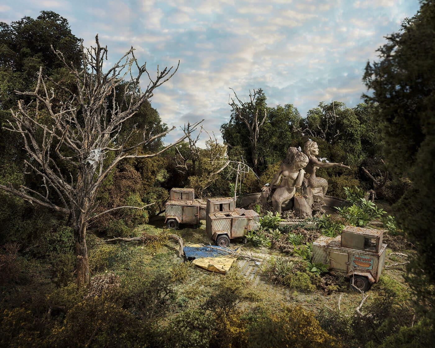 мир после апокалипсиса - серия «Империя», фото4