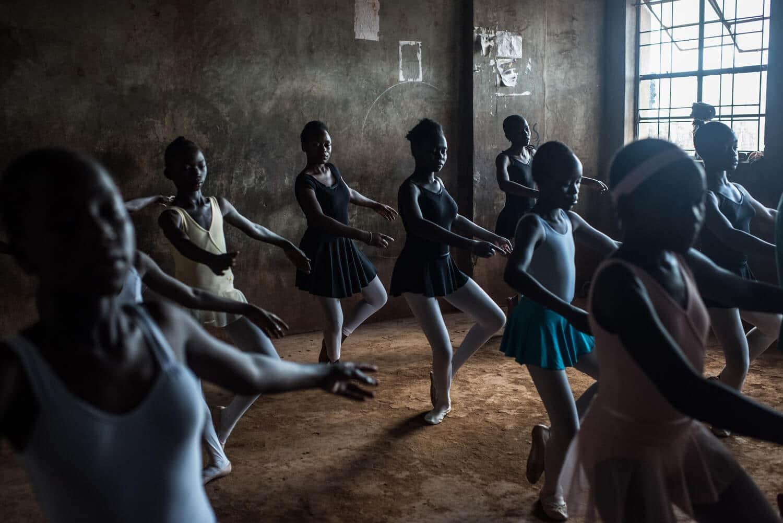 Sony World Photography Awards 2018 - Лучшие фотографии, фото 12 Балет