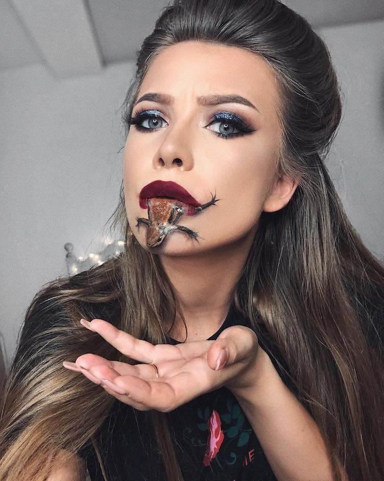 Волшебство макияжа со спецэффектами, фото 8