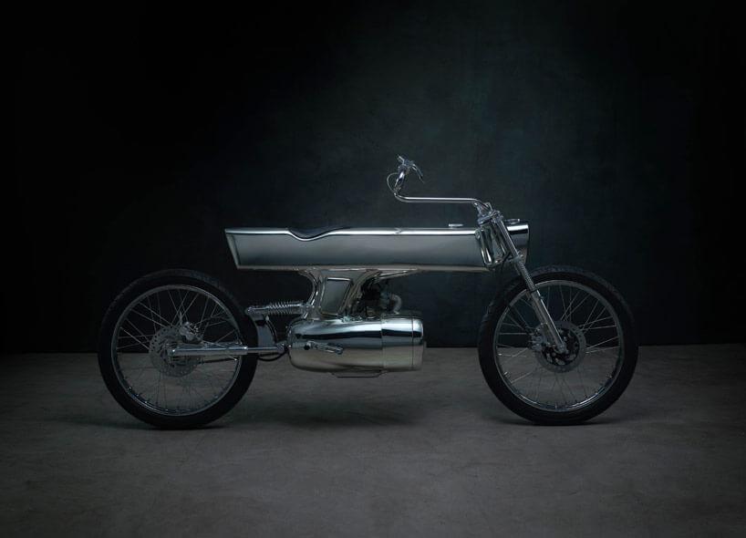 мотоцикл «Звёздный путь» L Concept, фото 1