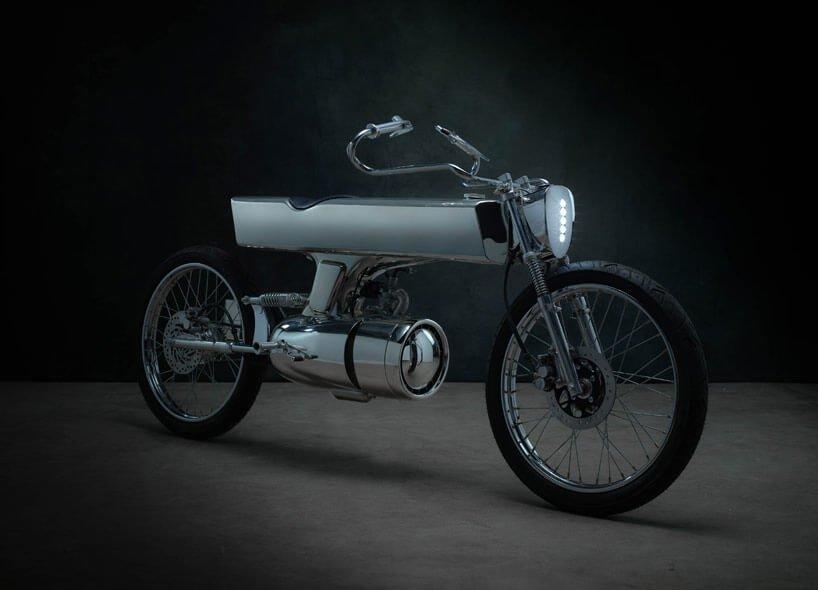 мотоцикл «Звёздный путь» L Concept, фото 2