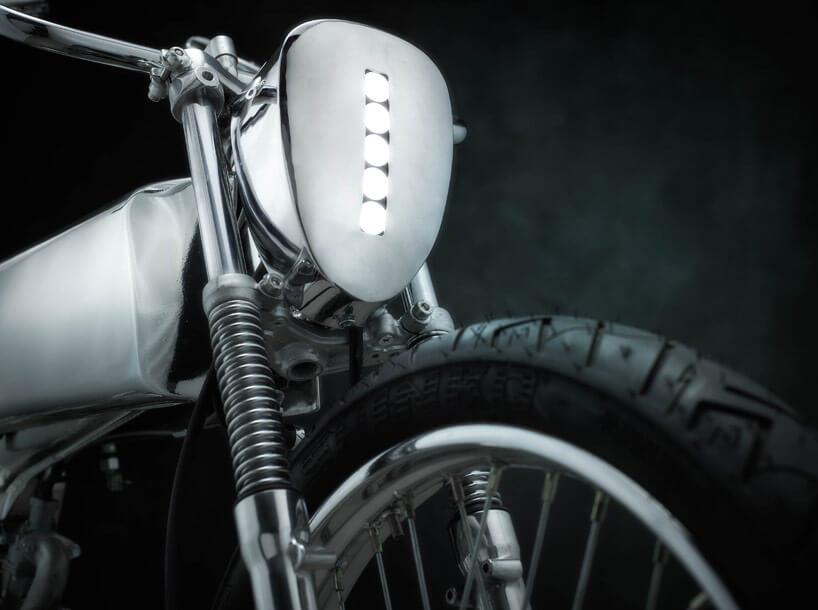 мотоцикл «Звёздный путь» L Concept, фото 3