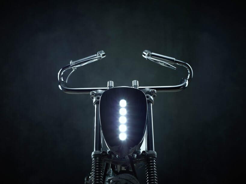 мотоцикл «Звёздный путь» L Concept, фото 4