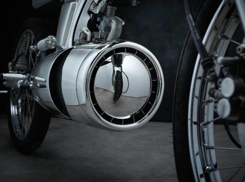 мотоцикл «Звёздный путь» L Concept, фото 5