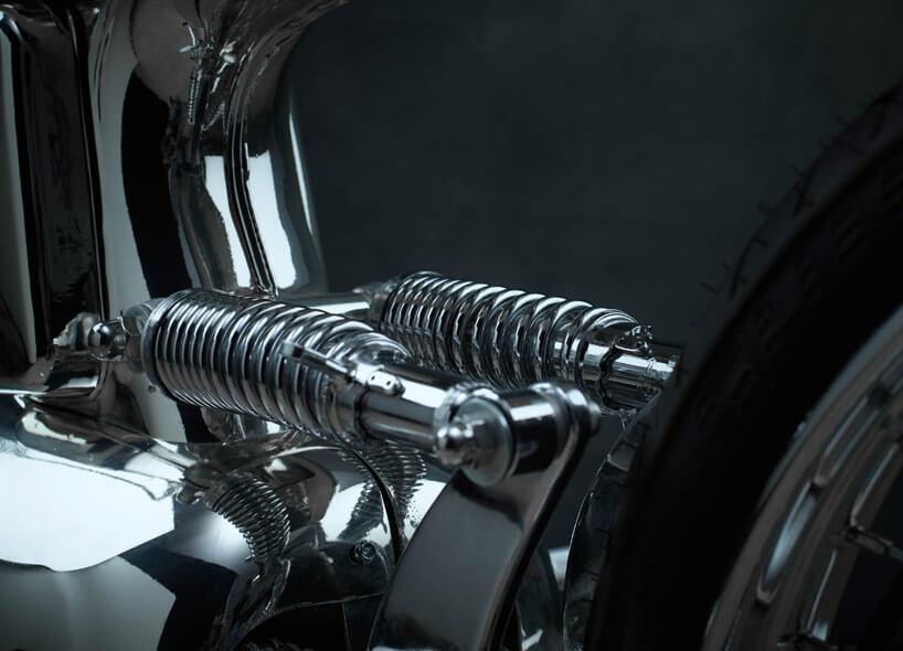 мотоцикл «Звёздный путь» L Concept, фото 7