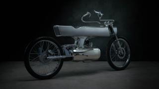 мотоцикл «Звёздный путь» L Concept, фото 8