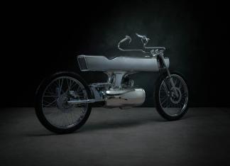 «Звёздный путь» вдохновил Bandit9 на создание нового мотоцикла L Concept
