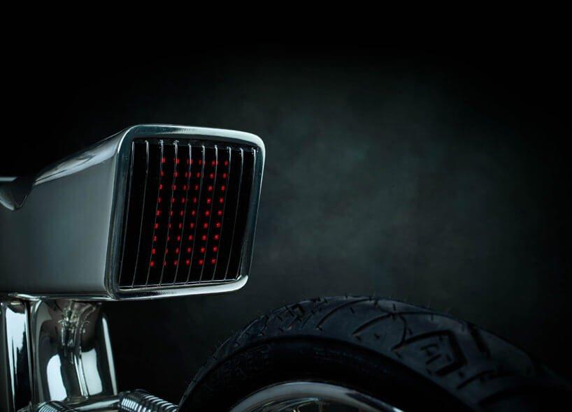 мотоцикл «Звёздный путь» L Concept, фото 9