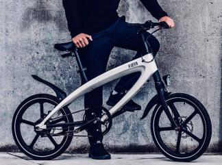Электровелосипед Kvaern – экологичная, удобная и стильная техника для людей