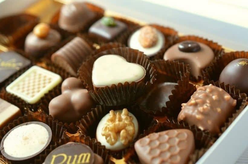 Самый дорогой шоколад в мире, Ассорти от Michel Cluizel , фото 8