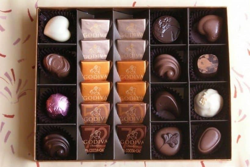 Самый дорогой шоколад в мире, Godiva «G» Collection, фото 11