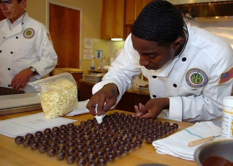 Самый дорогой шоколад в мире, Knipschildt Chocolatier, фото 5