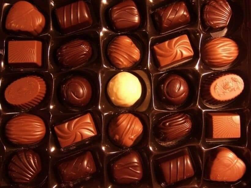 Самый дорогой шоколад в мире, Коллекция Le Chocolat Box , фото 1