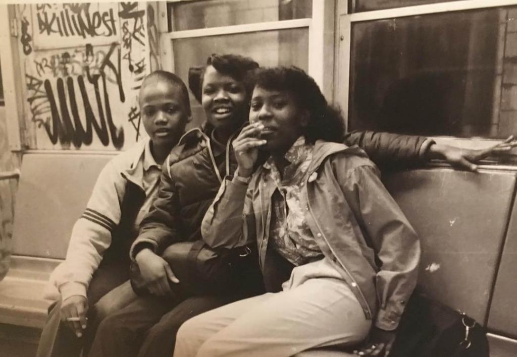 «Подружки». Нью-Йорк. Начало 1980-х.
