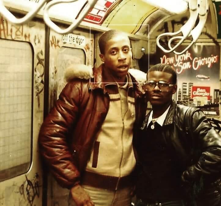 «Воины на тропе». Поезд №2. Станция Ютика-авеню и Истерн-Паркуэй. Бруклин.