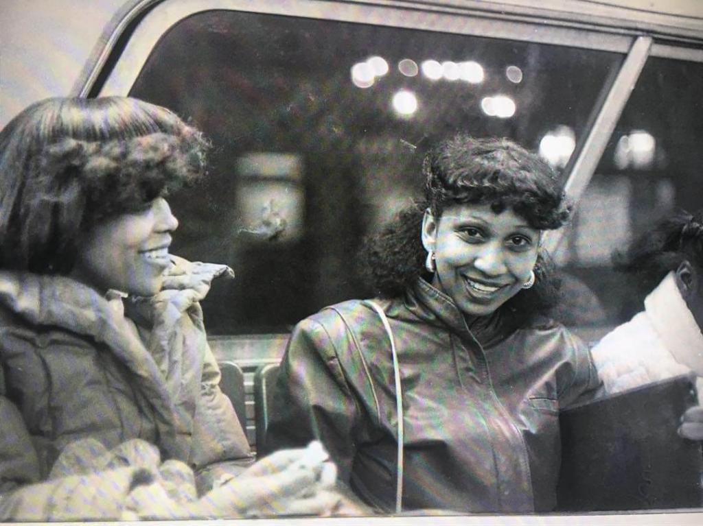 «Улыбки». Ист-Флэтбуш, Бруклин. 1982.
