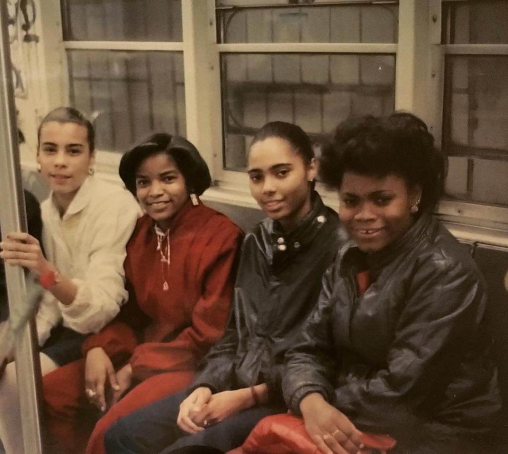 «Девичник». Флэтбуш, Бруклин. 1982.