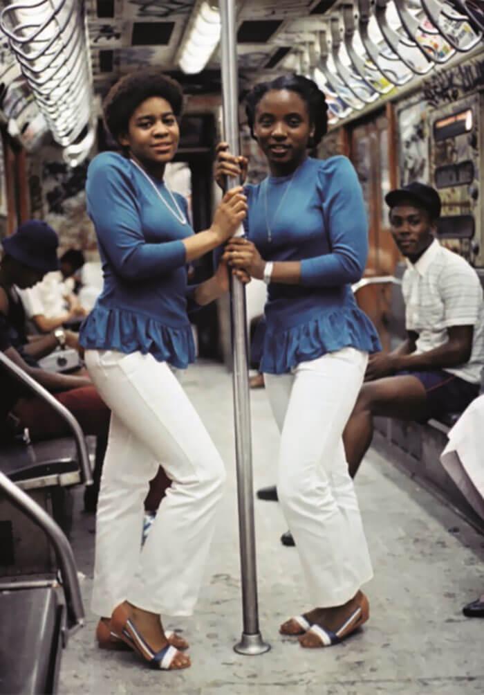 Сорос на всю жизнь. Краун-Хайтс, Бруклин, Нью-Йорк. 1981