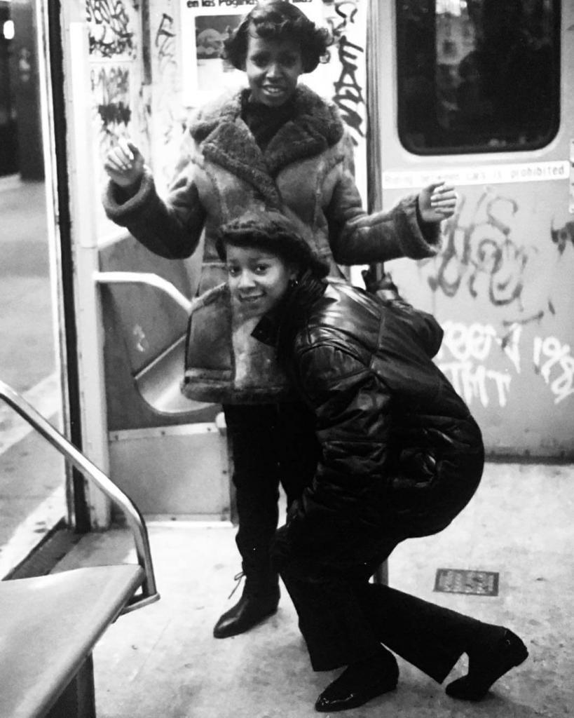 «Сахар и пряности» Из серии «Нью-Йоркский метрополитен».